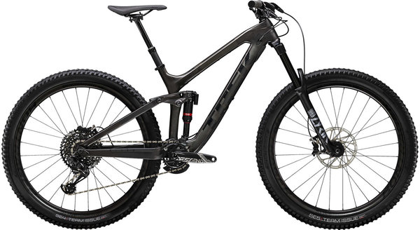 Trek Slash 9.8 Color: Matte Carbon/Voodoo Trek Black