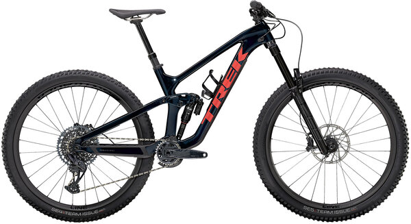 Trek Slash 9.8 GX Color: Carbon Blue Smoke