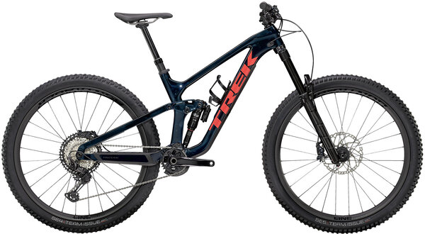 Trek Slash 9.8 XT Color: Carbon Blue Smoke