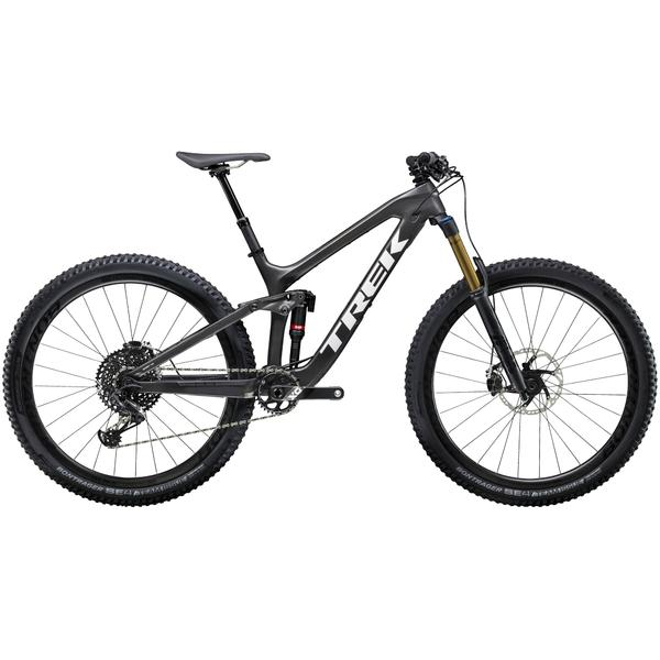 Trek Slash 9.9 Color: Matte Carbon Smoke