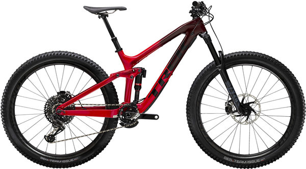 Trek Slash 9.9 Color: Cobra Blood to Magenta Flip