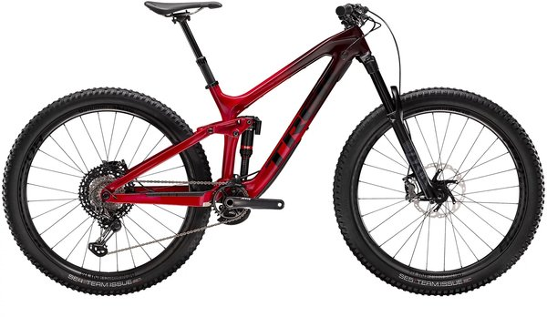 Trek Slash 9.9 XTR Color: Cobra Blood to Magenta Flip