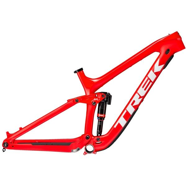 Trek Slash C Frameset Color: Viper Red