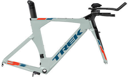 Trek Speed Concept 7 Series Frameset Color: Shady Grey
