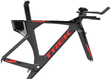 Trek Speed Concept 9 Series Frameset Color: Gloss/Matte Black Pearl