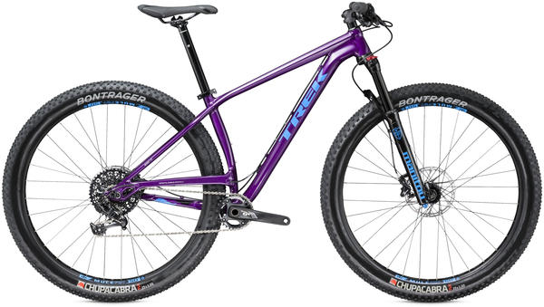 Trek Stache 7 Color: Purple Lotus