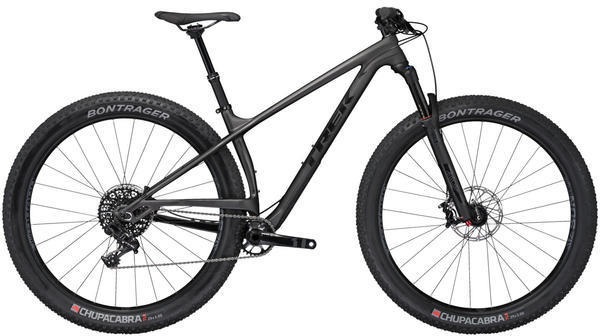 Trek Stache 9.6 Color: Matte Dnister Black/Gloss Black