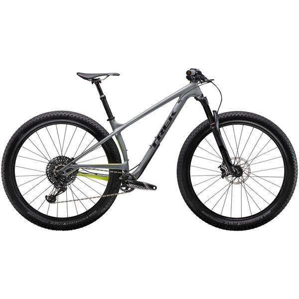 Trek Stache 9.7 Color: Slate/Volt Green