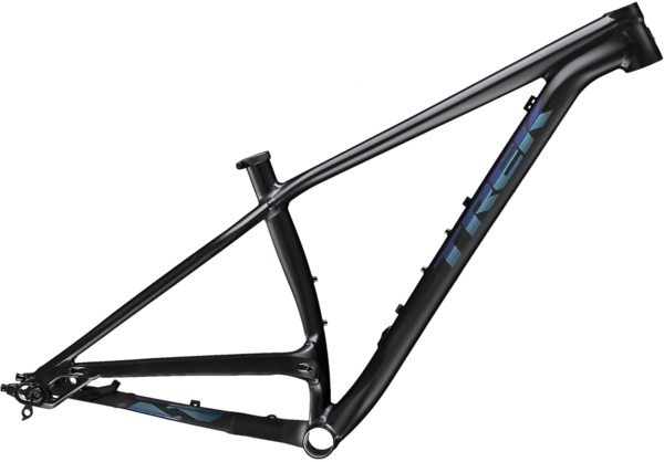 Trek Stache AL Frameset Color: Matte Trek Black