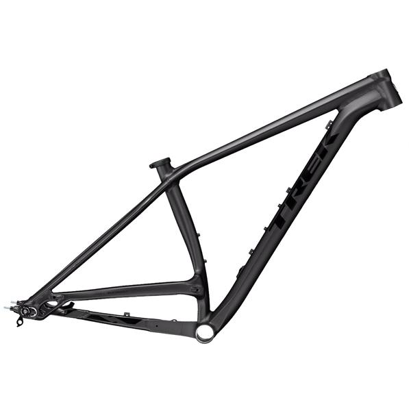 Trek Stache AL Frameset Color: Matte Dnister Black