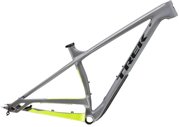 Trek Stache C Frameset Color: Slate/Volt Green