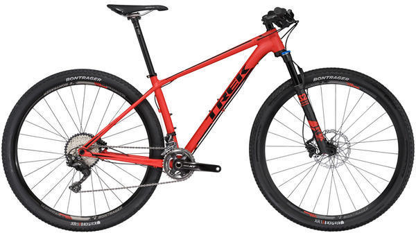 Trek Superfly 7 Color: Matte Viper Red