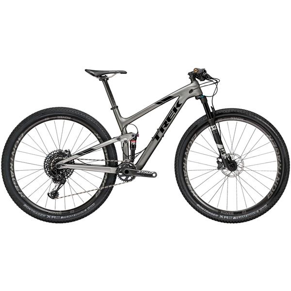 Trek Top Fuel 9.8 SL Color: Matte Anthracite