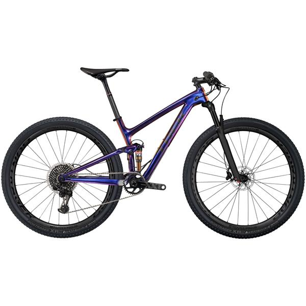 Trek Top Fuel 9.9 SL Color: Gloss Purple Phaze/Matte Trek Black