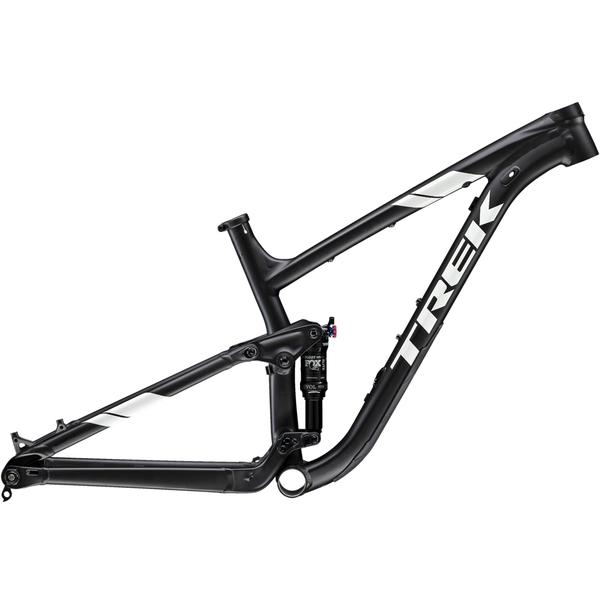 Trek Top Fuel AL Frameset Color: Matte Trek Black