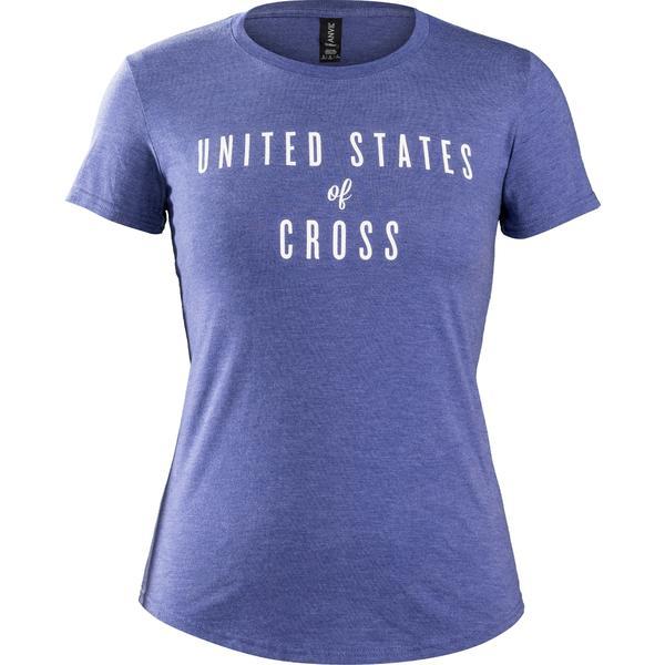 Trek United States of Cross Women's T-shirt