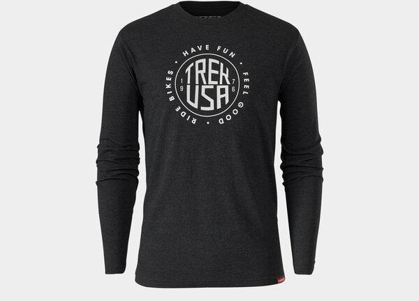 Trek USA Stamp Long Sleeve T-shirt