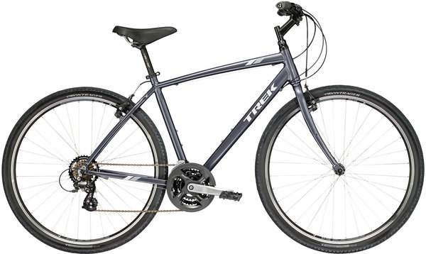 Trek Verve 1 Color: Metallic Charcoal