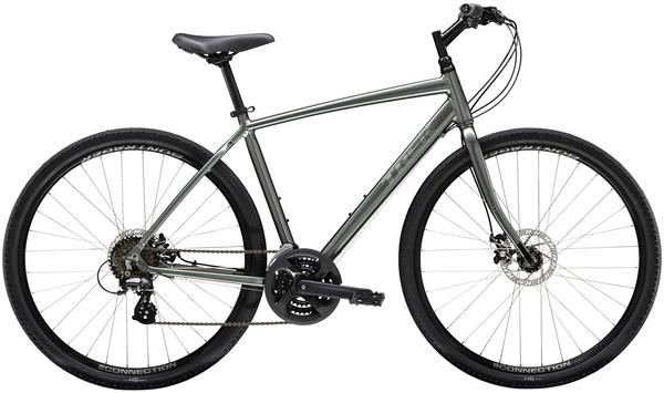 Trek Verve 1 Disc Color: Anthracite