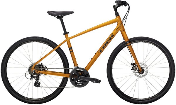 Trek Verve 1 Disc Color: Factory Orange