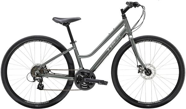 Trek Verve 1 Disc Lowstep Color: Anthracite