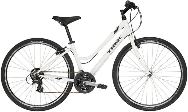 Trek Verve 1 Women's Color: Crystal White