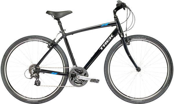 Trek Verve 2 Color: Black Pearl