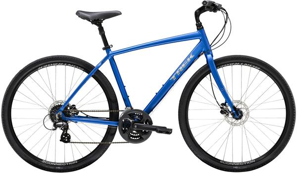 Trek Verve 2 Disc Color: Alpine Blue