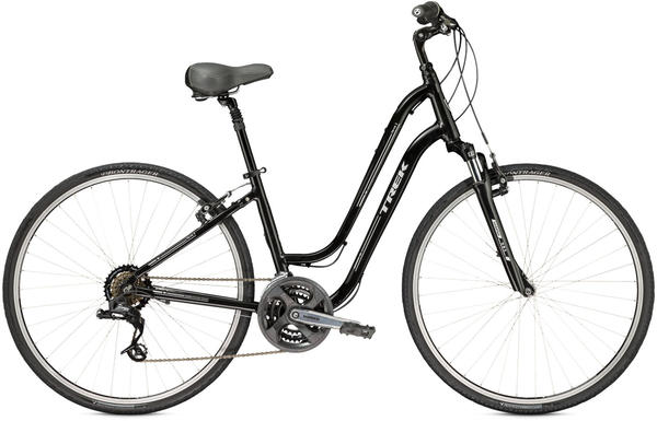 Trek Verve 2 WSD - Women's Color: Black Pearl