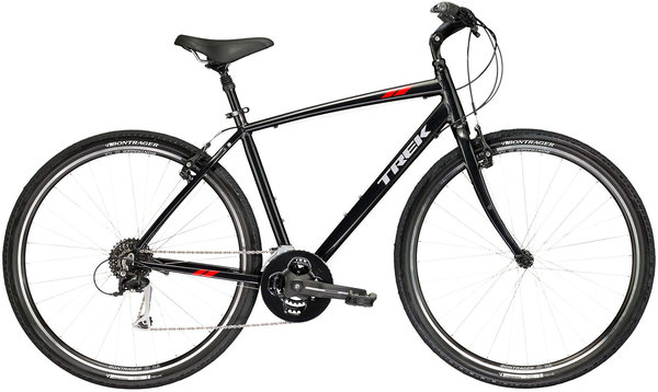 Trek Verve 3 Color: Black Pearl