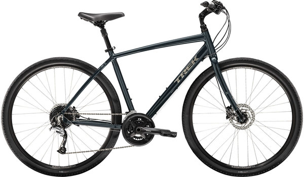 Trek Verve 3 Disc Color: Nautical Navy