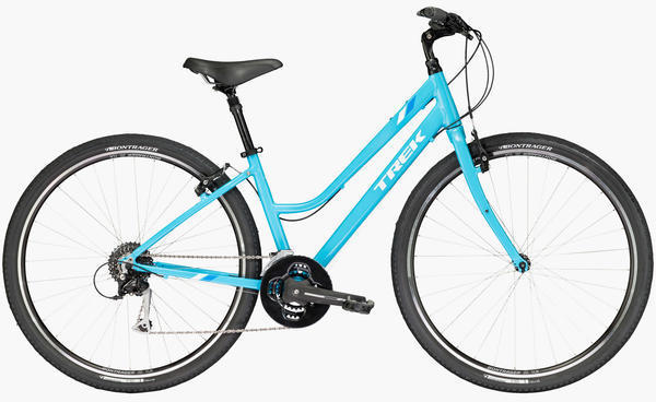 Trek Verve 3 Women's Color: California Sky Blue