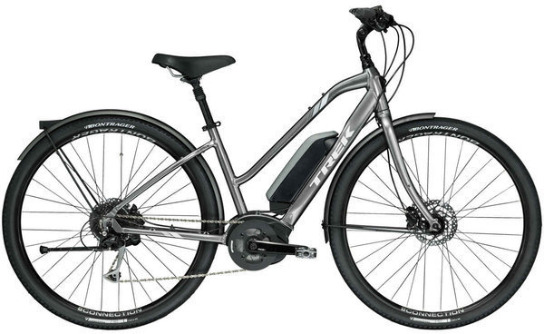 Trek Verve+ Lowstep Color: Anthracite