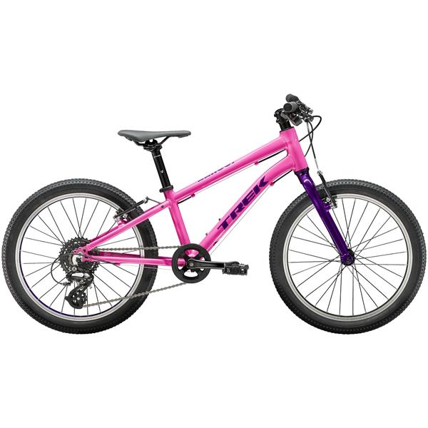 Trek Wahoo 20 Color: Flamingo Pink/Purple Lotus