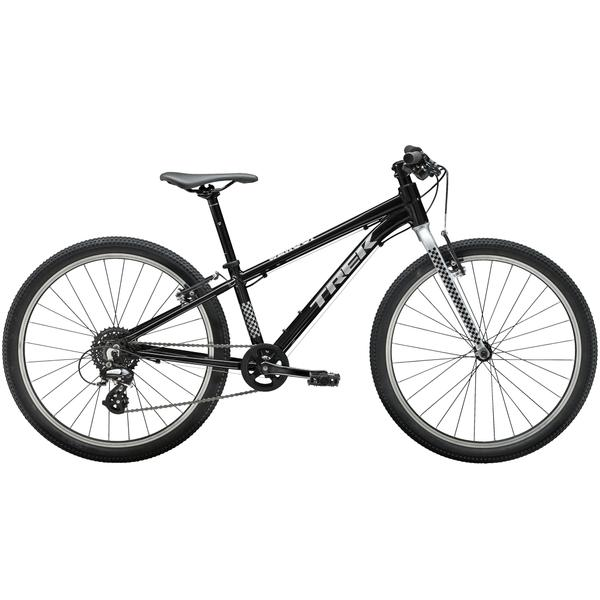 Trek Wahoo 24 Color: Trek Black/Quicksilver