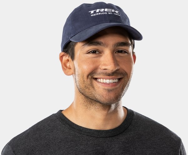Trek Waterloo Cap Color: Navy
