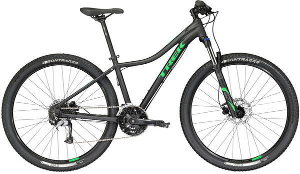 Trek Cali S Women's Color: Matte Black Pearl