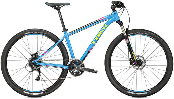 Trek X-Caliber 7 Color: Trek Cyan
