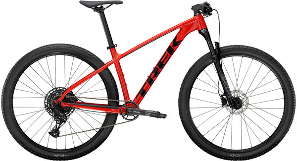 Trek X-Caliber 8 Color: Radioactive Red/Trek Black