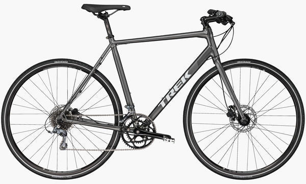 Trek Zektor 2 Color: Gloss/Matte Trek Charcoal