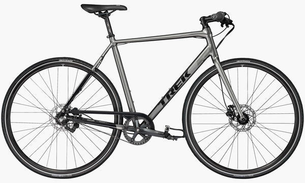 Trek Zektor i3 Color: Gloss & Matte Trek Charcoal/Black Pearl