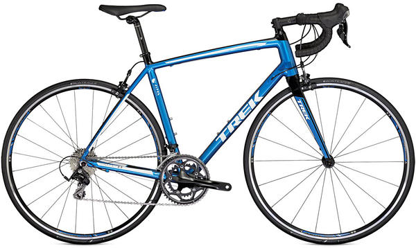 Trek Madone 2.3 C Color: Placid Blue/Trek Black