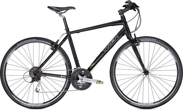 Trek 7.3 FX Color: Black Titanite