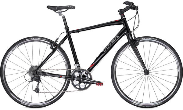 Trek 7.5 FX Color: Trek Black/Trek Charcoal