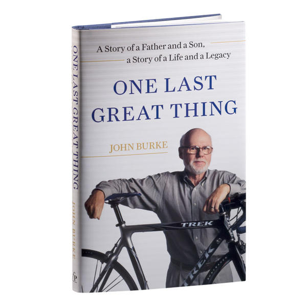 Simon & Schuster One Last Great Thing by John Burke