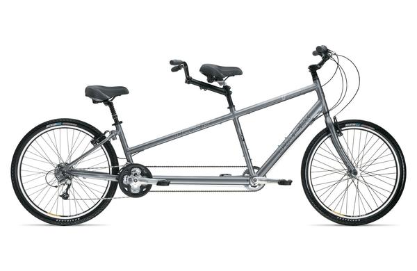 Trek T900 Color: Metallic Dark Silver