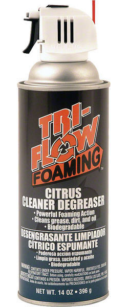 Tri-Flow Citrus Degreaser Size: 14-ounce