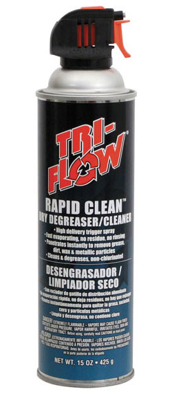 Tri-Flow Rapid Clean Degreaser