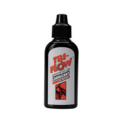 Tri-Flow Superdry Lube Size: 2oz drip