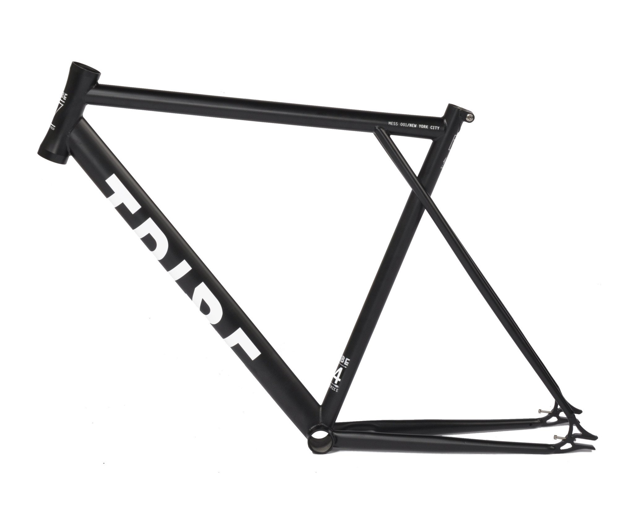 Tribe Bicycle Co. Mess 001 / NY Frame